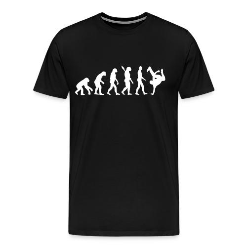 t shirt american rap  - Maglietta Premium da uomo