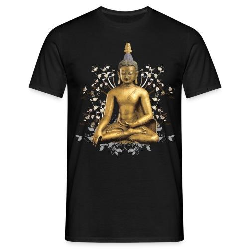 Buddha D'Oro - HV2 C - Men's T-Shirt