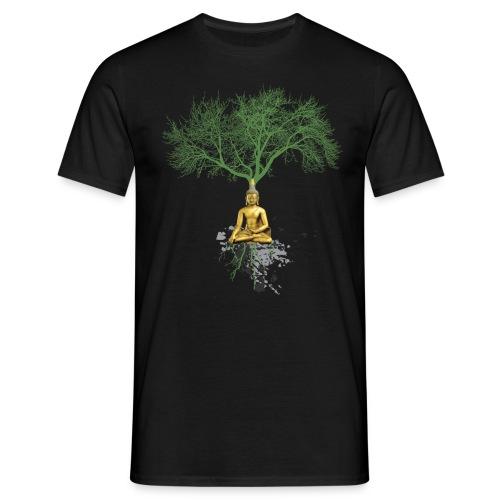 Buddha D'oro - HV3 C - Men's T-Shirt