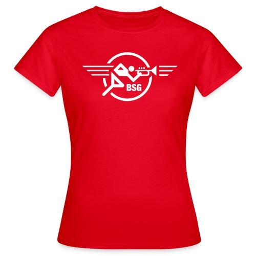 Trompeten-Runner für Mädels - Frauen T-Shirt