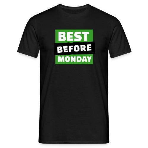 Logo Standard Shirt Vintage - Männer T-Shirt