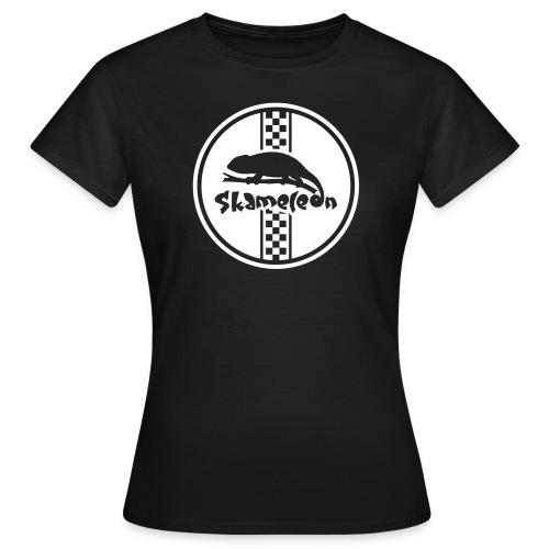 Logo Kreis - Frau - Frauen T-Shirt