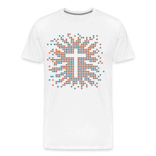 god wings - Mannen Premium T-shirt