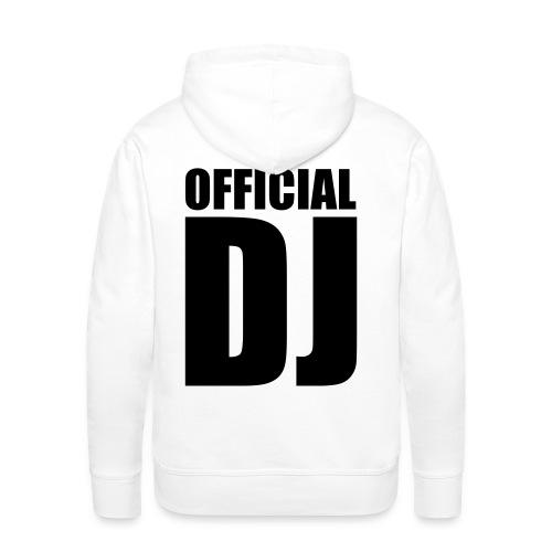 just dance  - Mannen Premium hoodie