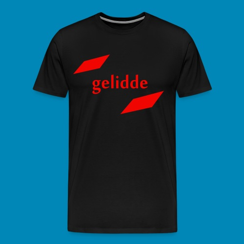 gelidde - Männer Premium T-Shirt