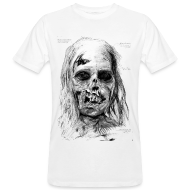 T-Shirts ~ Männer Bio-T-Shirt ~ Zombie Bio T-Shirt Männer