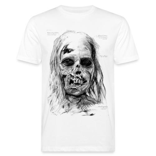 Zombie Bio T-Shirt Männer - Männer Bio-T-Shirt