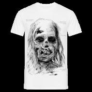 T-Shirts ~ Männer T-Shirt ~ Zombie T-Shirt Männer