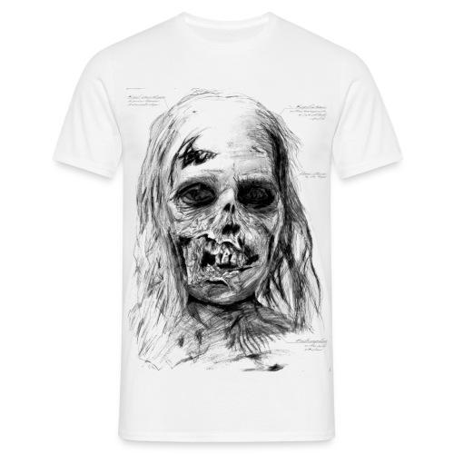 Zombie T-Shirt Männer - Männer T-Shirt