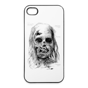 Zombie Hard Case iPhone 4/4S - iPhone 4/4s Hard Case