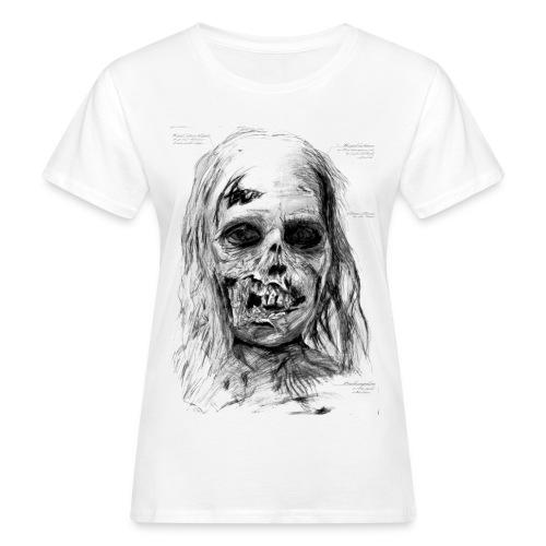 Zombie Bio T-Shirt Frauen - Frauen Bio-T-Shirt