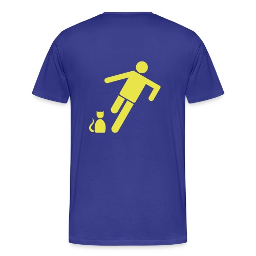 RunningJump Classic Tee - Men's Premium T-Shirt