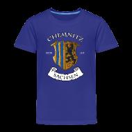 T-Shirts ~ Kinder Premium T-Shirt ~ Chemnitz Wappen