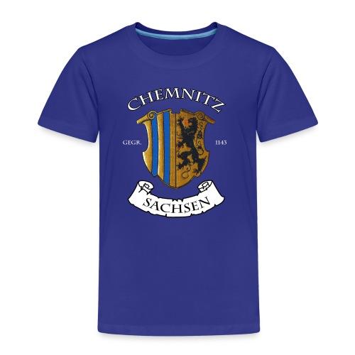 Chemnitz Wappen - Kinder Premium T-Shirt