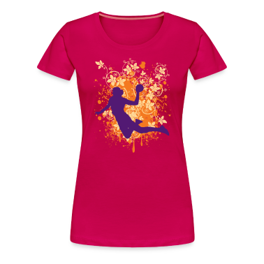 Handball female T-shirt