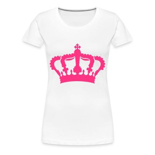 PRINCESS - Frauen Premium T-Shirt