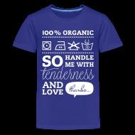 Shirts ~ Teenage Premium T-Shirt ~ Handle with care