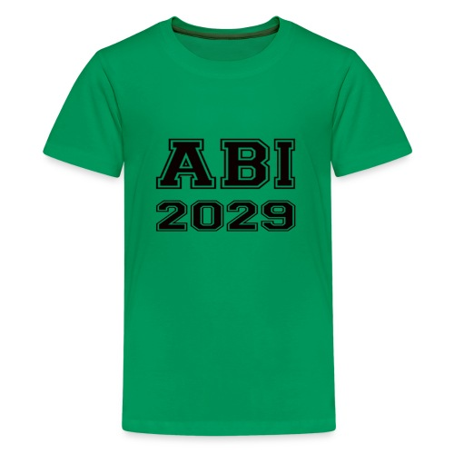 Abi2029 - Teenager Premium T-Shirt