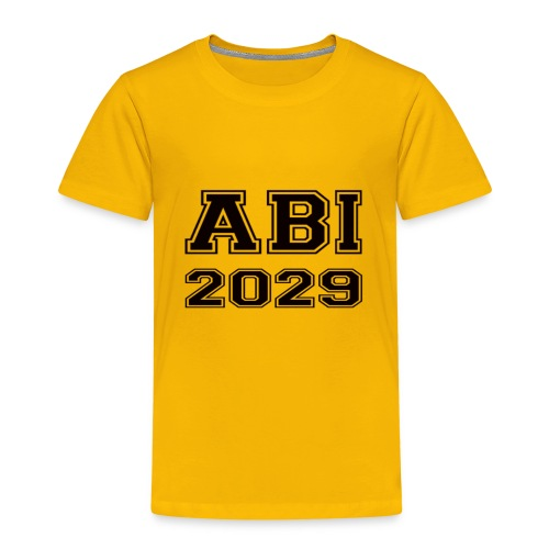 Abi2029 - Kinder Premium T-Shirt