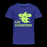 Shirts ~ Kids' Premium T-Shirt ~ Little monster