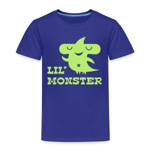 Little monster - Kids' Premium T-Shirt