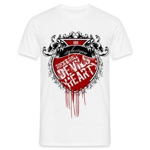 Devils Heart - Männer T-Shirt