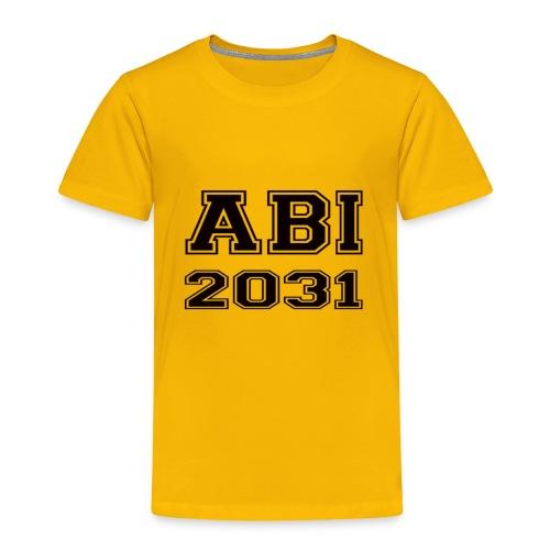 Abi2031 - Kinder Premium T-Shirt