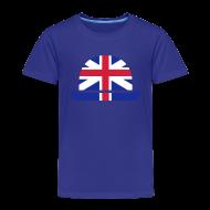 Shirts ~ Kids' Premium T-Shirt ~ English bowler hat