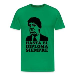 T-Shirt uomo con stampa effetto Velluto (Flock) - Maglietta Premium da uomo