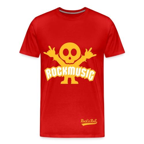 Rock! - Herre premium T-shirt