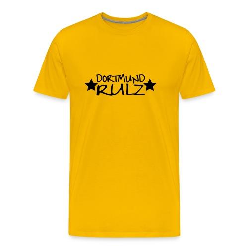 Dortmund rulz shirt - Männer Premium T-Shirt