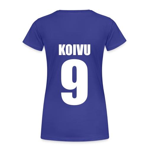 Koivu 9 - Mikko Koivu t-paita - Naisten premium t-paita