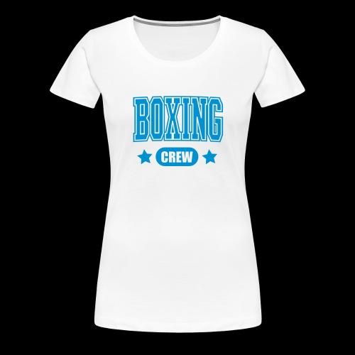 Damen Boxshirt12 - Frauen Premium T-Shirt