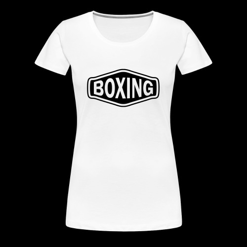 Damen Boxshirt9 - Frauen Premium T-Shirt