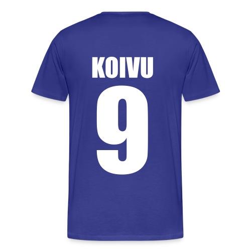 Koivu 9 - Mikko Koivu t-paita - Miesten premium t-paita