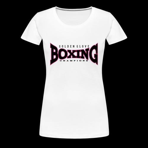 Damen Boxshirt3 - Frauen Premium T-Shirt