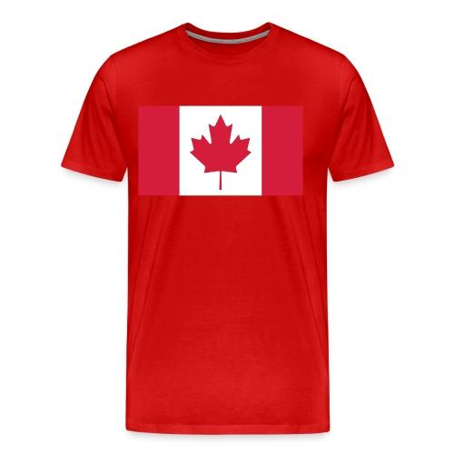 Canada - T-shirt Premium Homme