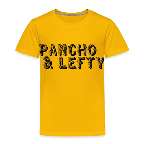 Pancho & Lefty - Kids' Premium T-Shirt