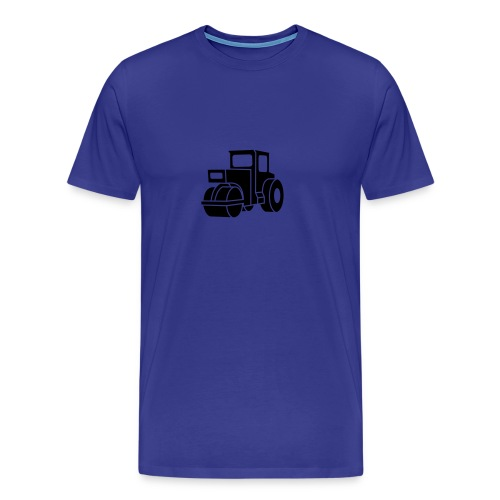 Dampfwalze Traktoren Steam-powered rollers Tractors - Männer Premium T-Shirt
