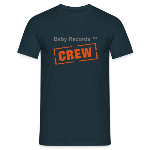 Baby Records Crew - Men's T-Shirt