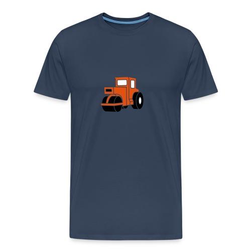 Dampfwalze Traktoren Steam-powered rollers Tractors - Männer Premium T-Shirt