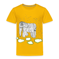Shirts ~ Kids' Premium T-Shirt ~ Elephant