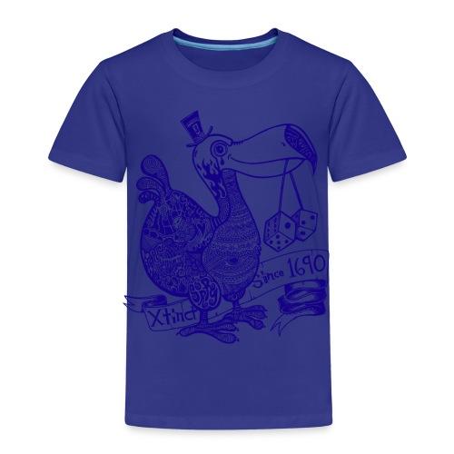 Dodo Kids Shirt - Kinder Premium T-Shirt