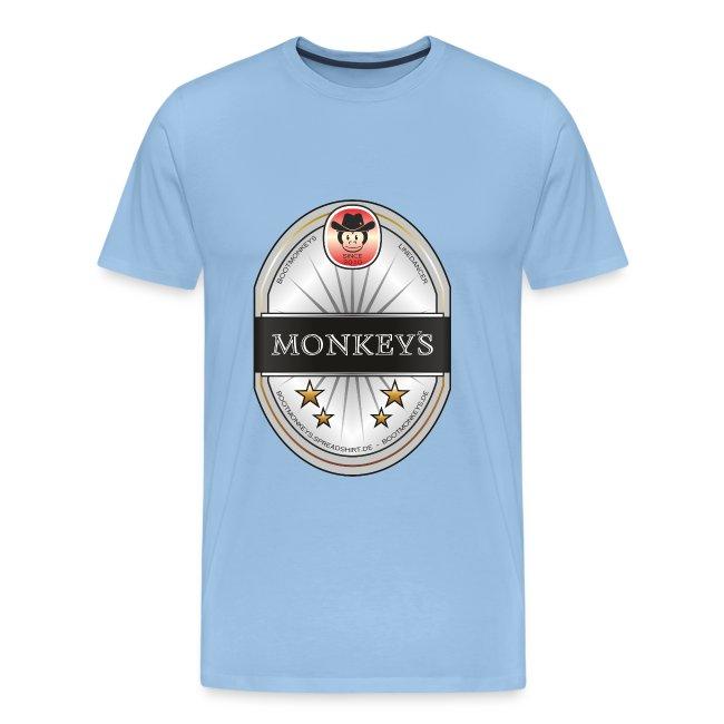 Monkey´s Beer Shirt