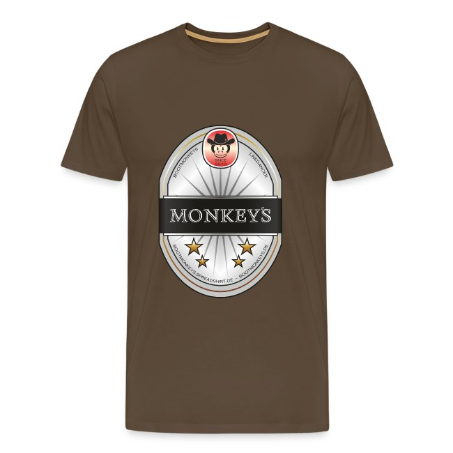 Monkey´s Beer Shirt