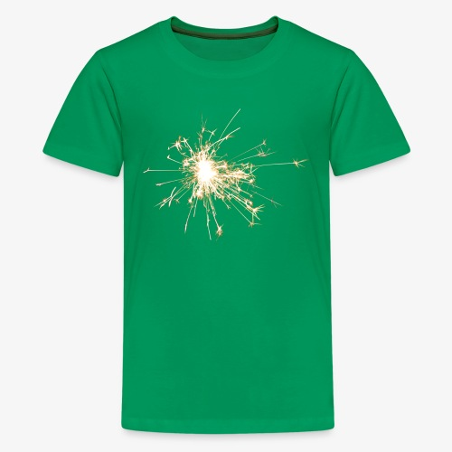 Bright Spark (Teens) - Teenage Premium T-Shirt