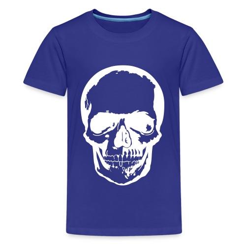 tete de mort ado - T-shirt Premium Ado