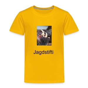 Shirt Jagdstifti - Kinder Premium T-Shirt