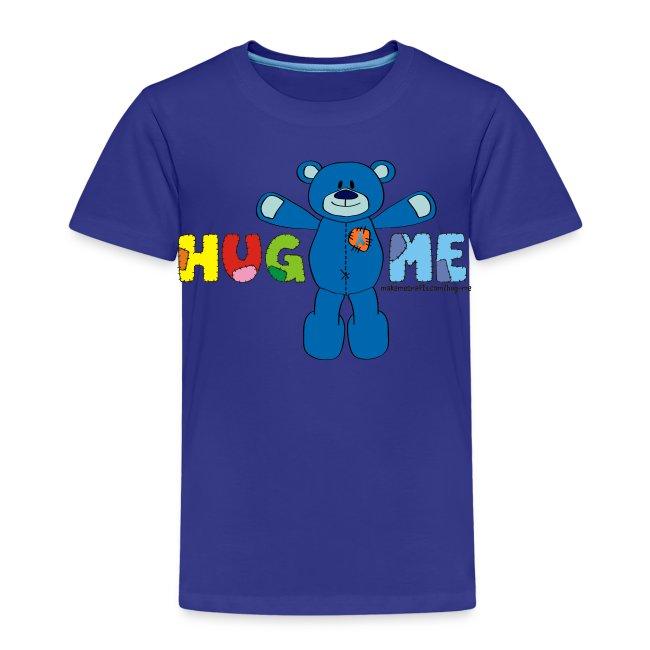 Kids' Classic Hug ME T-Shirt +LDIFME Logo