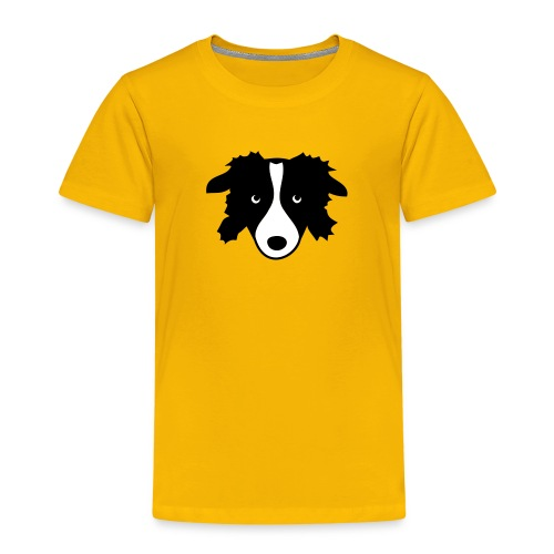 Border Collie - Kinder Premium T-Shirt
